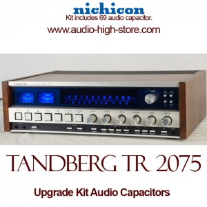 Tandberg TR 2075 Upgrade Kit Audio Capacitors