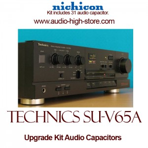 Technics SU-V65A Upgrade Kit Audio Capacitors