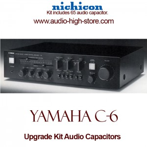 Yamaha C-6 Upgrade Kit Audio Capacitors