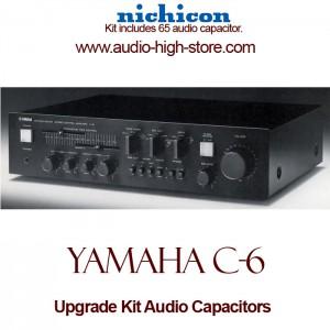 Yamaha C-6 Upgrade Kit Audio Capacitors