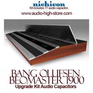 Bang and Olufsen Beomaster 1900 Upgrade Kit Audio Capacitors