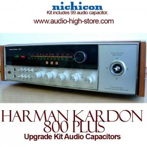 Harman Kardon 800 Plus Upgrade Kit Audio Capacitors