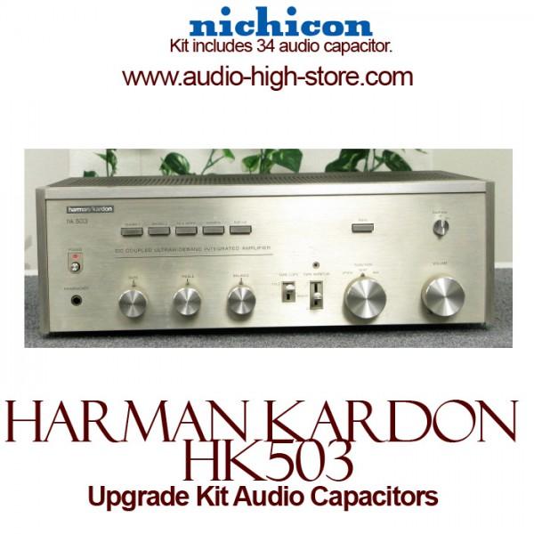 Harman Kardon HK503 Upgrade Kit Audio Capacitors