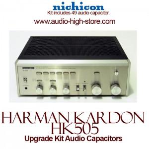 Harman Kardon HK505 Upgrade Kit Audio Capacitors