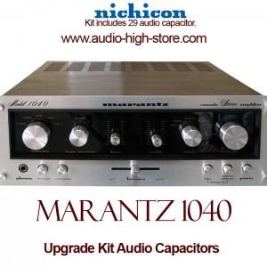 Marantz 1040 Upgrade Kit Audio Capacitors