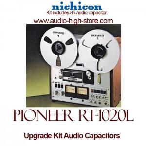 Pioneer RT-1020L Upgrade Kit Audio Capacitors