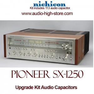 Pioneer SX-1250 Upgrade Kit Audio Capacitors