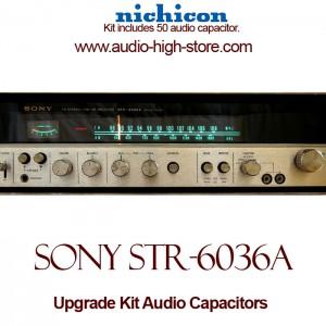 Sony STR-6036A Upgrade Kit Audio Capacitors