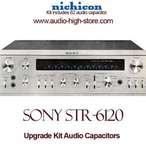 Sony STR-6120 Upgrade Kit Audio Capacitors