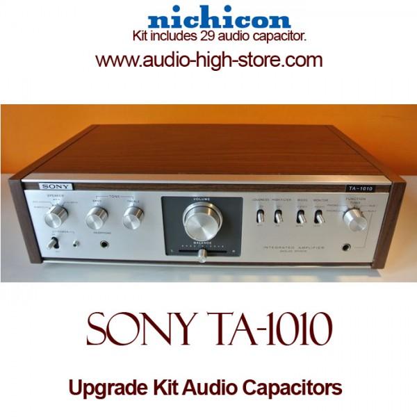 Sony TA-1010 Upgrade Kit Audio Capacitors