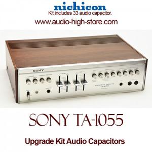 Sony TA-1055 Upgrade Kit Audio Capacitors