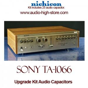 Sony TA-1066 Upgrade Kit Audio Capacitors
