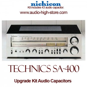 Technics SA-400 Upgrade Kit Audio Capacitors
