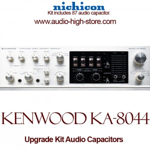 Kenwood KA-8044 Upgrade Kit Audio Capacitors