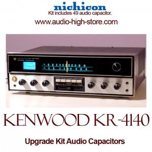 Kenwood KR-4140 Upgrade Kit Audio Capacitors