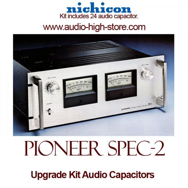 Pioneer Spec-2 Upgrade Kit Audio Capacitors