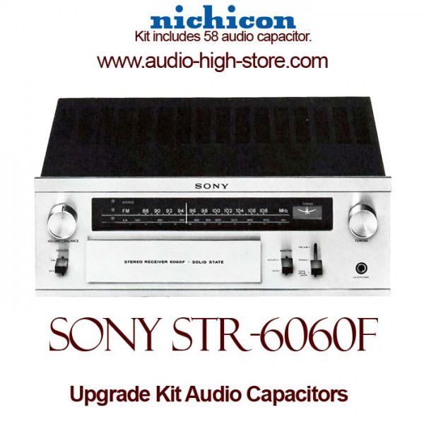Sony STR-6060F Upgrade Kit Audio Capacitors