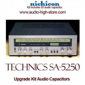Technics SA-5250 Upgrade Kit Audio Capacitors