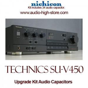 Technics SU-V450 Upgrade Kit Audio Capacitors