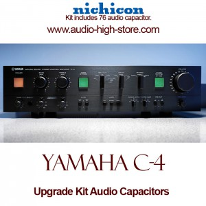 Yamaha C-4 Upgrade Kit Audio Capacitors