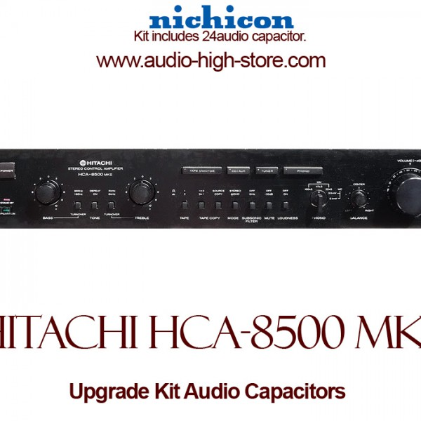 Hitachi HCA-8500 Mkii Upgrade Kit Audio Capacitors