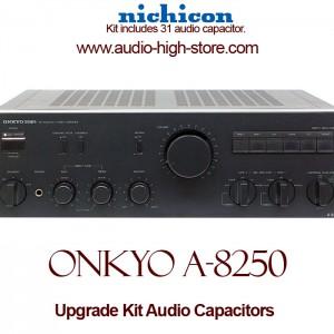 Onkyo A-8250 Upgrade Kit Audio Capacitors
