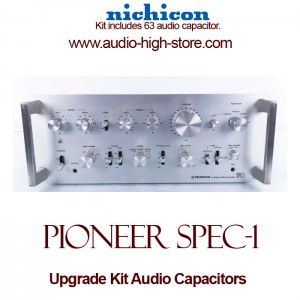 Pioneer Spec-1 Upgrade Kit Audio Capacitors