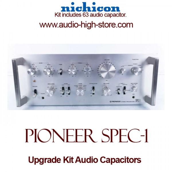 Pioneer Spec-1 Upgrade Kit Audio Capacitors