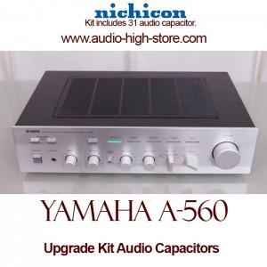 Yamaha A-560 Upgrade Kit Audio Capacitors