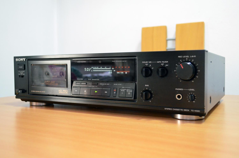 Riemenset für Sony TC-K411 1 x Capstanriemen, 1 x Vierkantriemen