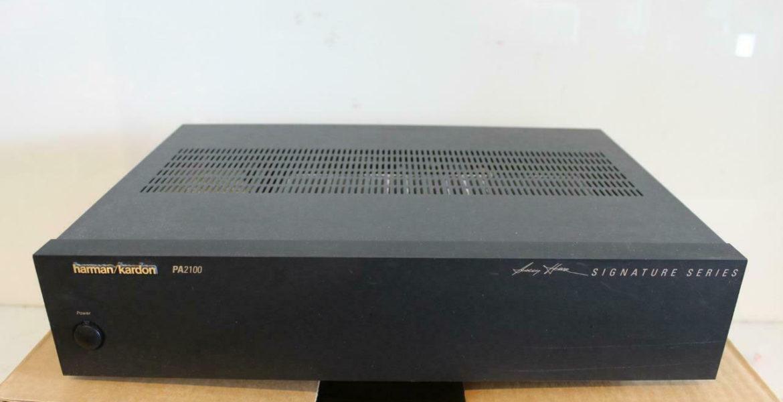 Harman Kardon Pa2100 Power Amplifiers